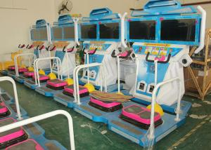 China Stable Windows Family Entertainment Center Machine / Video Game Machines on sale