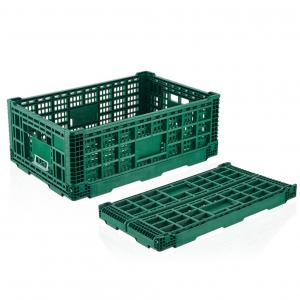 China HDPE Beer Bottle Plastic Crate on sale