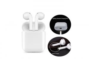 China Dual Talk I9s TWS Earbuds Super Mini Wireless Bluetooth Headset Earphone on sale