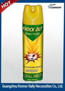 China Odorless Insect Killer Spray Aerosol Pest Control Home Insecticide 750ml on sale
