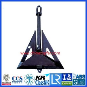 China Marine Anchor Flipper Delta type, High Holding Power on sale