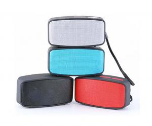 China Outdoor portable ABS material small bluetooth speaker with cheap price on sale
