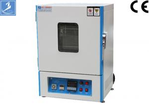 China Desktop Industrial Oven / Stainless Steel Electric Oven For Laboratory on sale