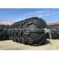 Fishing Boat Docking Pneumatic Rubber Fender Natural Rubber For Ship To Dock