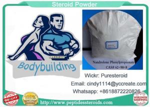 Quality NPP White Steroid Powder Nandrolone Phenylpropionate For Protein Supplements for sale