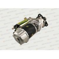China PC600-6/7 6D140 Tractor Engine Parts Starter Motor 11T For Komatsu on sale