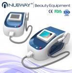 Portable painless 808nm diode laser hair removal machine home use / laser hair removal