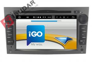 China 16G ROM Android Car Navigation System For Opel Vectra / Opel Zafira Dvd Player on sale