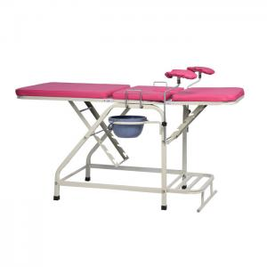 China Competitive gynecology bed gynecological examining table factory on sale