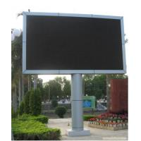 China 6500K-9500K Outdoor Smd Led Screen , Bus Station Waterproof Led Display on sale
