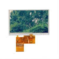 3.97 Inch Full Color TFT LCD Display Module  480 X 800 Dots With MIPI Interface