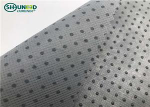 China Anti - Slip Pp Spunbond Non Woven Fabric For Hometextile Mattress Dog Bed on sale