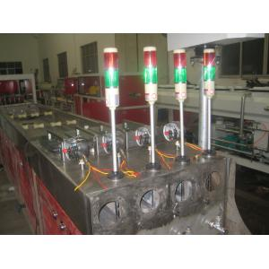 China Four Tube PVC Pipe Extrusion Machine, Electrical Conduit Pipe Production Line on sale