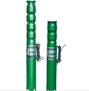 China QJ type submersible deep well pump (also used for river or sea water pump with high flow) on sale