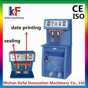 China semi-auto compound tube packing machine on sale