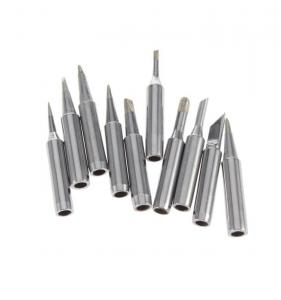 China Lightweight Craftsman Soldering Iron Tips Lead Free For Iron Stations on sale