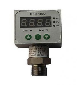 China 4-LED Pressure Switch for hydraulic pump HPC-1000 on sale