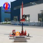 QZ-3 diesel engine sampling drilling rig