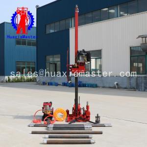 China QZ-3 diesel engine sampling drilling rig on sale