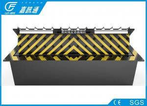 China Hotel Entrance Control Traffic Hydraulic Road Barriers Public Security Control on sale