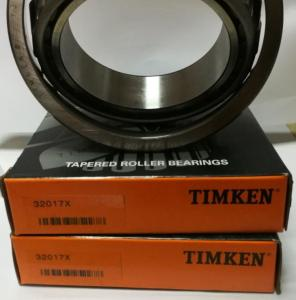 China According requirement taper roller bearing TIMKEN 32017X with competive price on sale