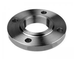 China Female Thread Stainless Steel Pipe Flanges And Forged Flange on sale