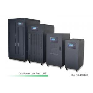 China Low Frequency online UPS 15KVA CP10K three phase UPS industral UPS LCD display touch screen on sale