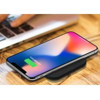 China Wholesale Fast Universal Cell Phone Stand Powermat wireless Charger, For Iphone X Qi Wireless Charger Pad on sale