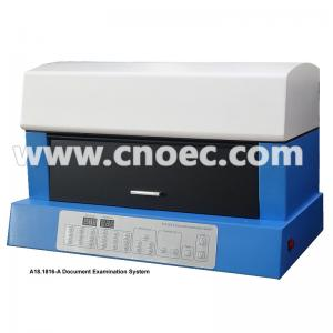 China Forensic Comparison Microscope With Document Examination System on sale