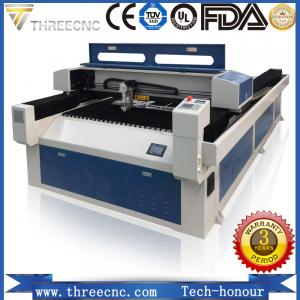 China Promotion red season. metal/nonmetal cnc laser cutting machine TL2513-280W . THREECNC on sale