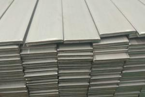 China HL Surface 201 JIS Stainless Steel Flat Bar on sale