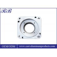 China Manufacturer Mold Firstly / High Density Metalwork Aluminium Pressure Die Casting CNC Machining OEM on sale