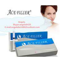 Hyaluronic Acid Filler(Cross-Linked) For Plastic Surgery(offer OEM,ODM)