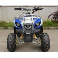 China Automatic Clutch Youth Racing ATV 110cc 4 Wheeler Motorcycle  7 Tires Electric Start on sale