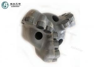 China Three Wings Matrix Body PDC Drill Bits With Polycrystalline Diamond Inserts on sale