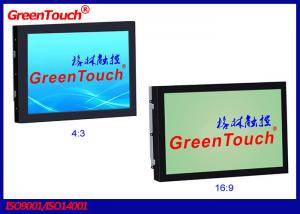 China Industrial Intelligent 19 Inch Open Frame Touch Monitor Open Frame , FCC on sale