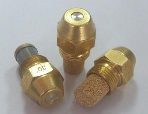 China Brass /Stainless steel Oil burner nozzle-Full cone on sale