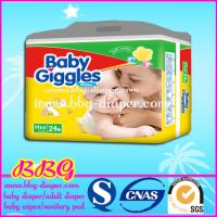 High absorption Breathable film disposable baby diapers