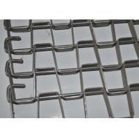 Banda transportadora de la malla de alambre del panal del acero inoxidable 304 para la comida que se refresca y que congela