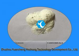 China Fat Burning 99% High Purity Letrozole for Body Building CAS 112809-51-5 Femara on sale