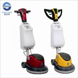 China Floor Scrubber Machine / Brush cleaning Machine 1100W 154RPM on sale