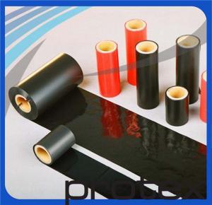 China Thermal transfer printer ribbon wax/resin on sale