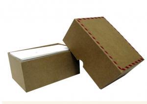 China Carton Box For Envelope , Custom Printing Paper Box Packaging For Envelope on sale
