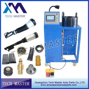China Car Air Suspension Hydraulic Hose Equipment / Air Spring Hose Pipe Making Machine on sale