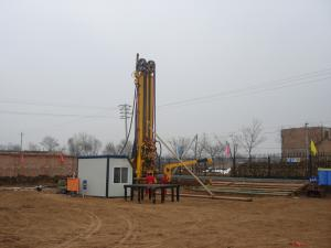 China Directional Hydraulic CBM Drilling Rig / Mining Drilling Rig , High Performance on sale
