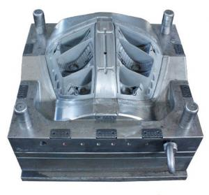 China Customized Car Parts Plastic Injection Moulding Process For Auto Airbag Cover Mould on sale