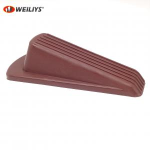 China WEILIYS Door Stopper Rubber Stop Floor Wedge Holder Doorstop Safety Guard Home Wall on sale