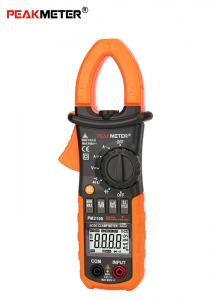 China Earth Ground Testing Digital Clamp Meter Multimeter High Reliability And Safety on sale