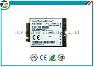 HSPA NGFF Dongle 4G LTE Module EM7305 PCIE Module For Industrial IoT