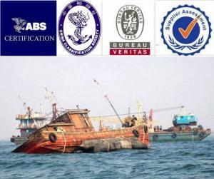 China marine salvage airbags on sale